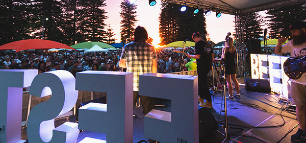 BeerFest is coming to Perth Elizabeth Quay
