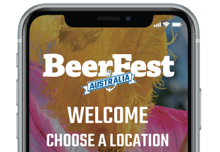 BeerFest AU app shows the drinks, entertainment and more at our festivals.