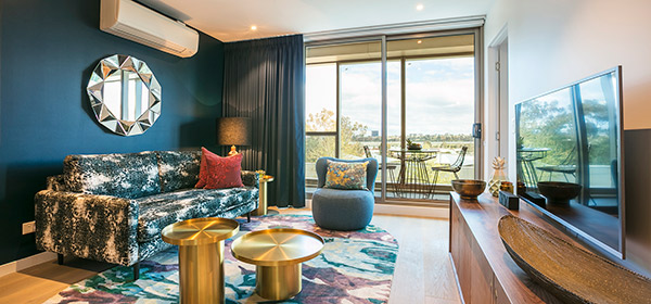 Quest Flemington Central accommodation packages with BeerFest
