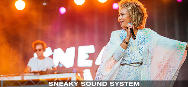 Sneaky Sound System will be performing live at Perth Beerfest Elizabeth Quay on Sat 19th Jan, 2019